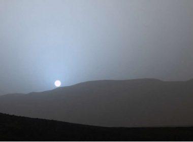 ¿En qué color veríamos la puesta de Sol en otros planetas?
