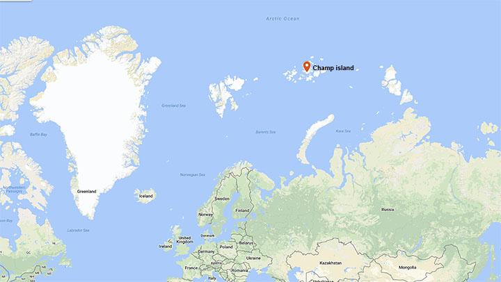 Enormes esferas de piedra halladas en una isla del Ártico que podrían romper la historia