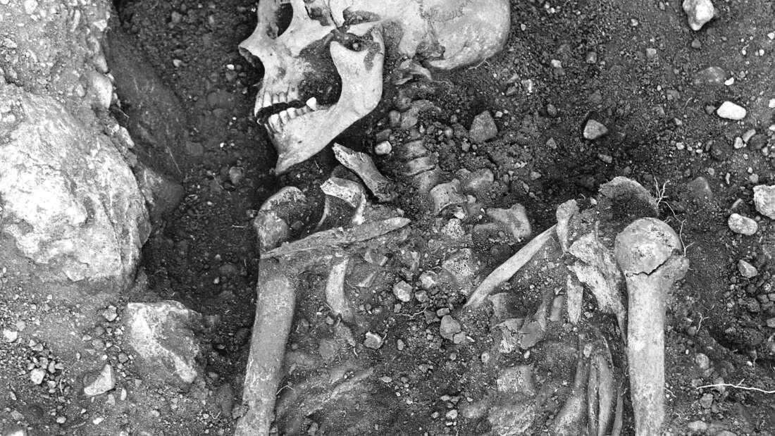 Esqueletos vikingos infectados con viruela aumenta la edad del virus mortal a 1.000 años