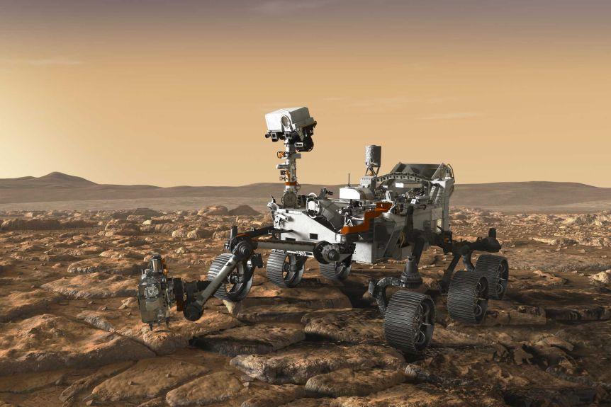 Mira en vivo el lanzamiento de la misión a Marte #Perseverance