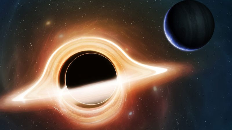 Blanetas: conoce los mundos que orbitan agujeros negros
