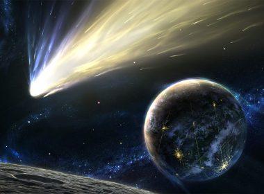 Un cometa acaba de volar a su fin, directamente hacia el Sol