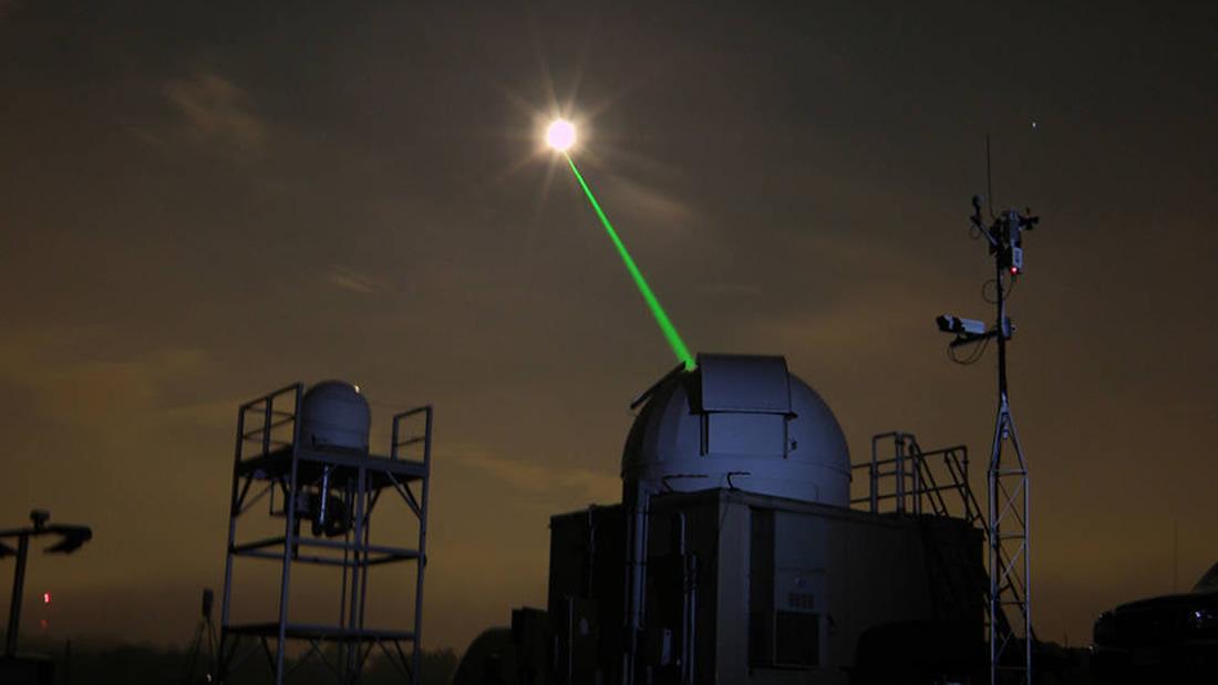 Científicos reciben (por fin) una señal láser de retorno desde la Luna