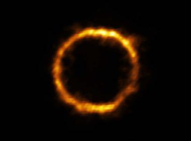 Detectan una galaxia sorprendentemente similar a la Vía Láctea en el universo temprano