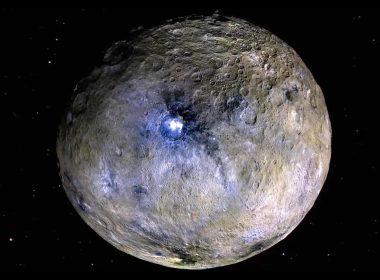 Misteriosos puntos brillantes en Ceres podrían indicar un océano subterráneo secreto