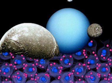 Científicos investigan versión «alienígena» y extraña del agua en el interior de Urano y Neptuno
