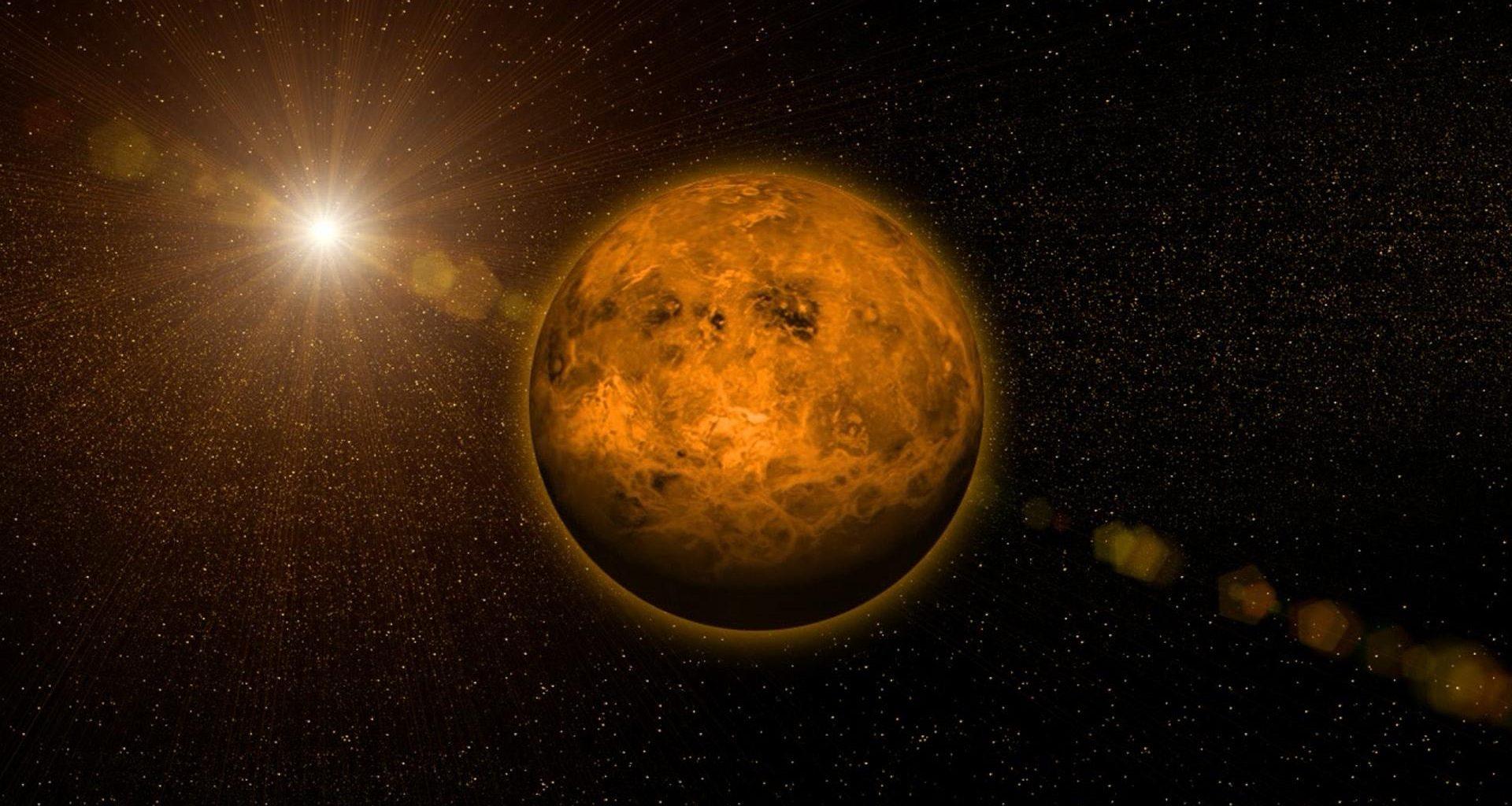 Descubren una nube gigantesca que se cierne sobre Venus durante 35 años