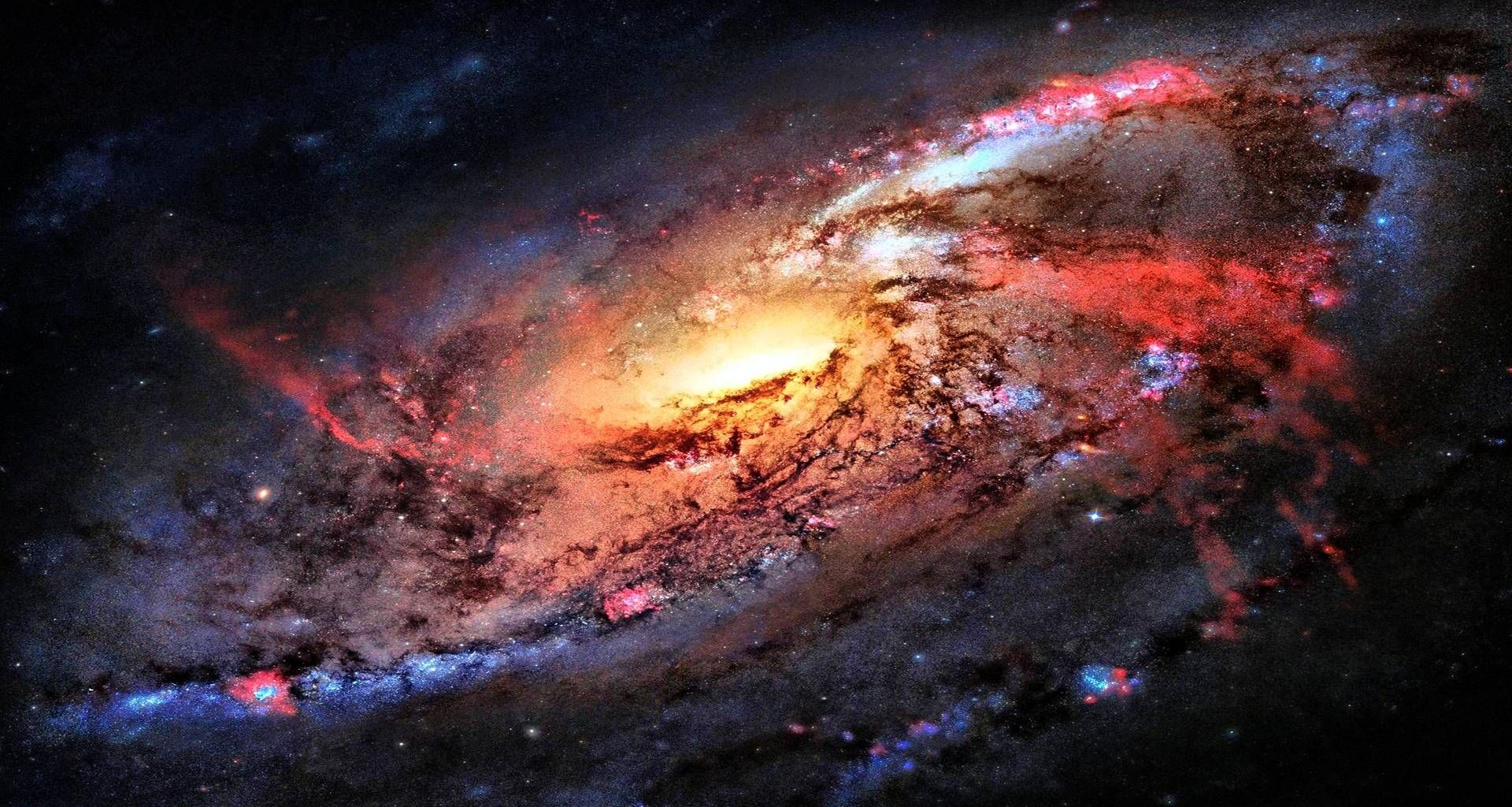 Nuestro universo tiene algo realmente extraño ¡y los científicos lo han descubierto!