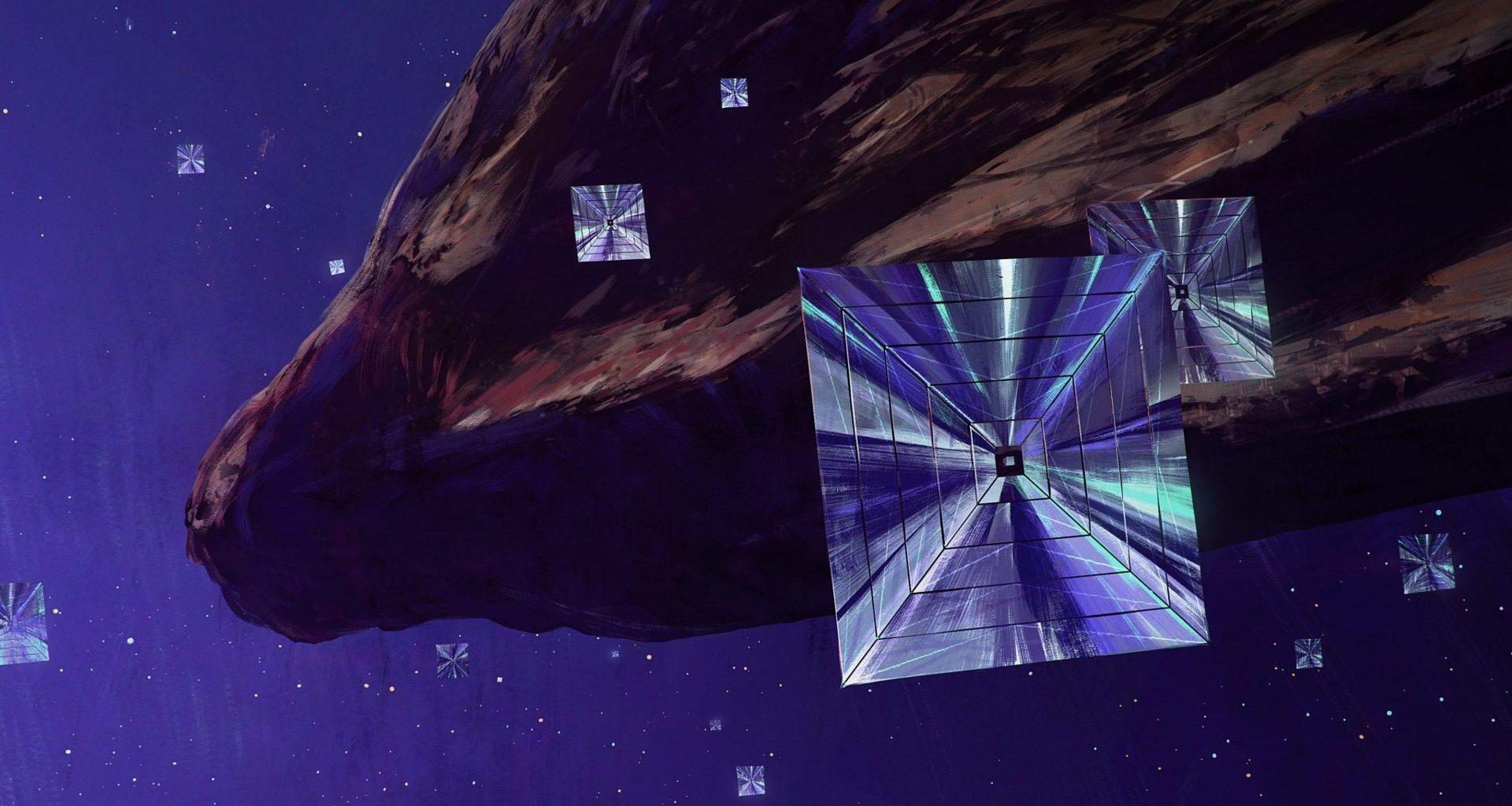 Oumuamua aún podría ser «tecnología de otro mundo», sugiere estudio