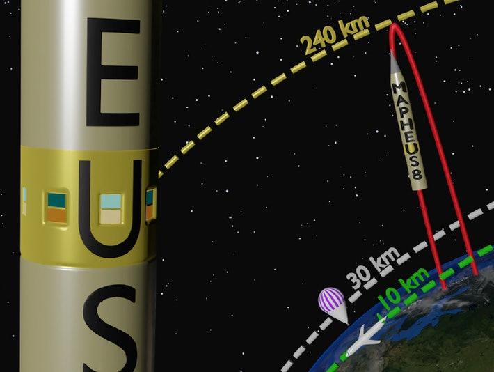 El Futuro de los Viajes Espaciales podría reducirse a pequeños paneles solares
