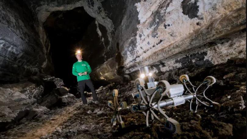 Ciudades enteras podrían caber dentro de monstruosos tubos de lava en la Luna