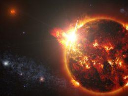 Impresionantes imágenes del Sol muestran la estructura del campo magnético