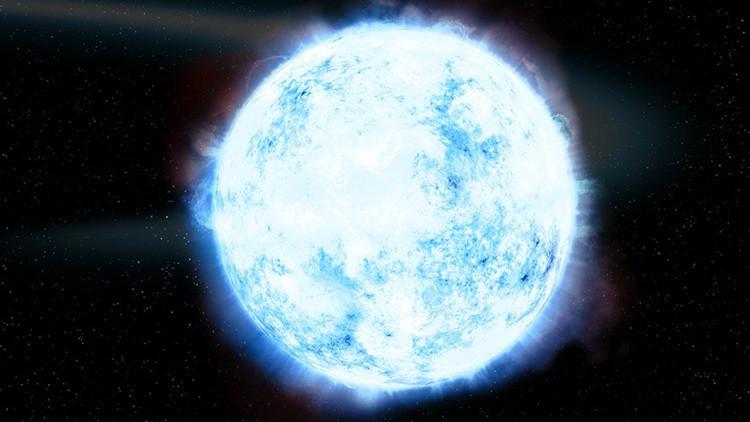 Detectan el primer planeta que orbita de cerca una enana blanca