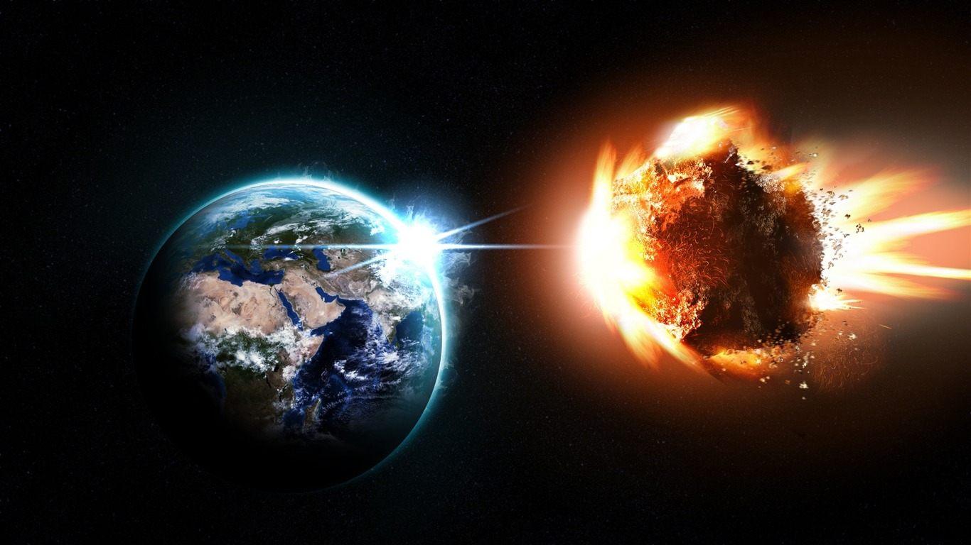 ¿Crearon los impactos de meteoritos vida en la Tierra y en otros mundos?
