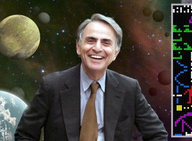 """¿Qué contiene el mensaje que Carl Sagan envió a los """"alienígenas""""?"""