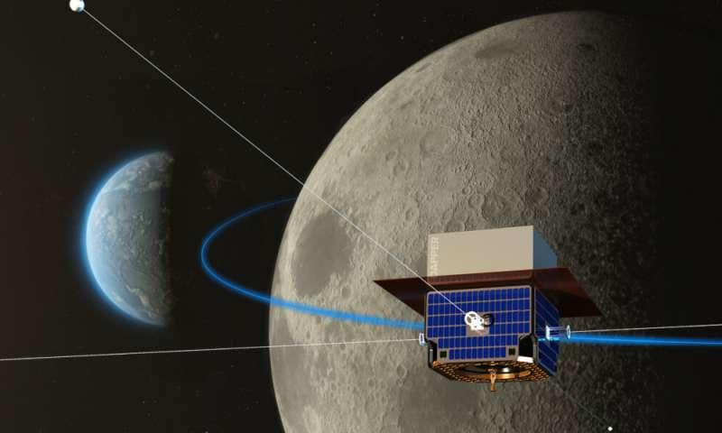 NASA lanzará nave al otro lado de la Luna para estudiar el universo antiguo