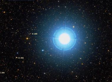 """Mira a Algol, la """"estrella endemoniada"""", en el cielo nocturno esta semana"""