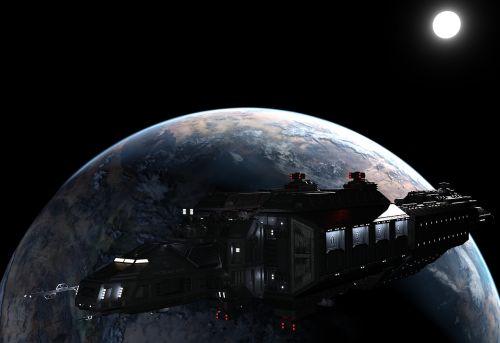 Así serán las batallas espaciales reales, dicen expertos