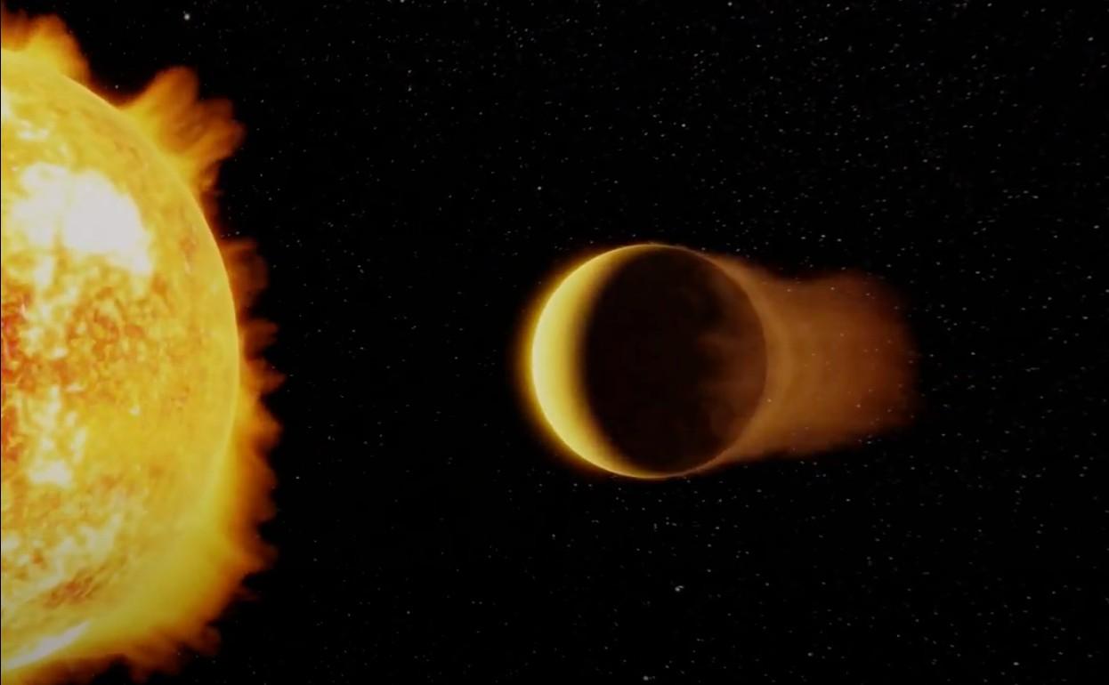 Algo muy extraño se esconde en este exoplaneta y dicen que no debería existir