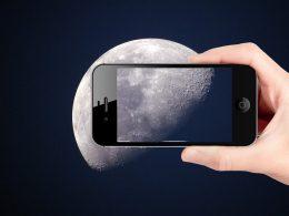 Nokia construirá una red celular en la Luna