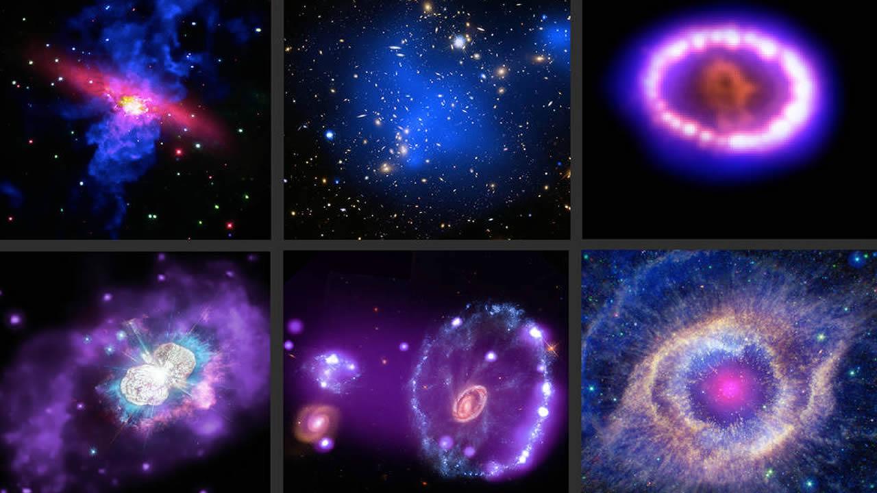 Lanzan magníficas imágenes del Universo obtenidas por telescopios de todo el mundo