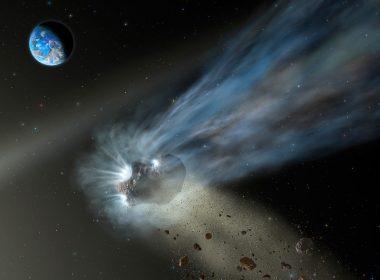 Bloques de construcción de la vida pueden formarse en el espacio profundo