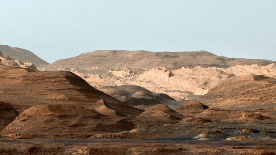 Datos revelan megainundaciones antiguas en Marte