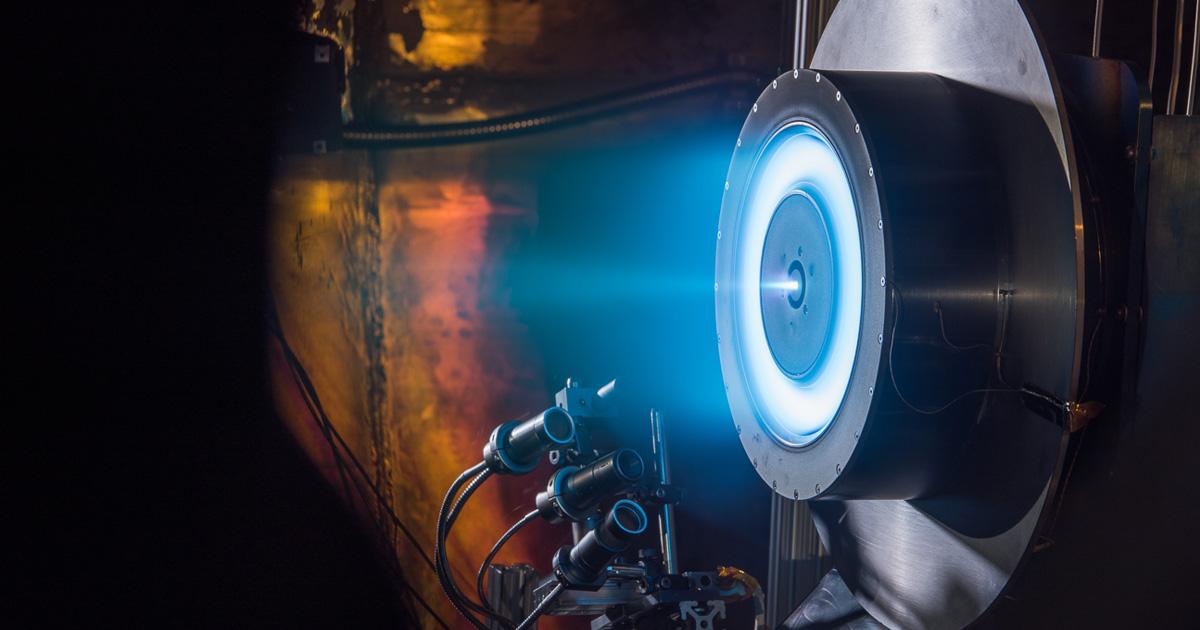 Se prueba el motor interestelar que nos llevará a otros mundos