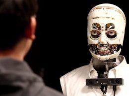 Disney crea robot como una mirada espeluznantemente humana