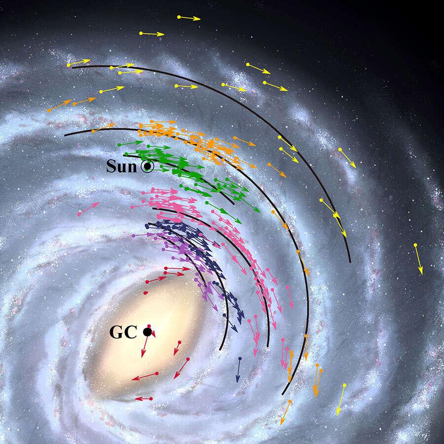 La Tierra está más cerca del agujero negro supermasivo de lo que se pensaba