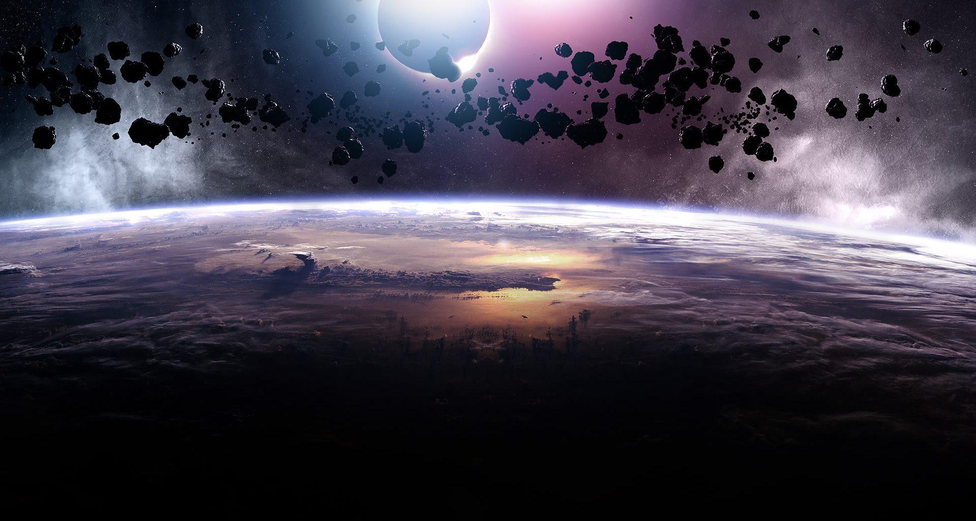 Agencias espaciales reconocen que los asteroides pueden albergar vida