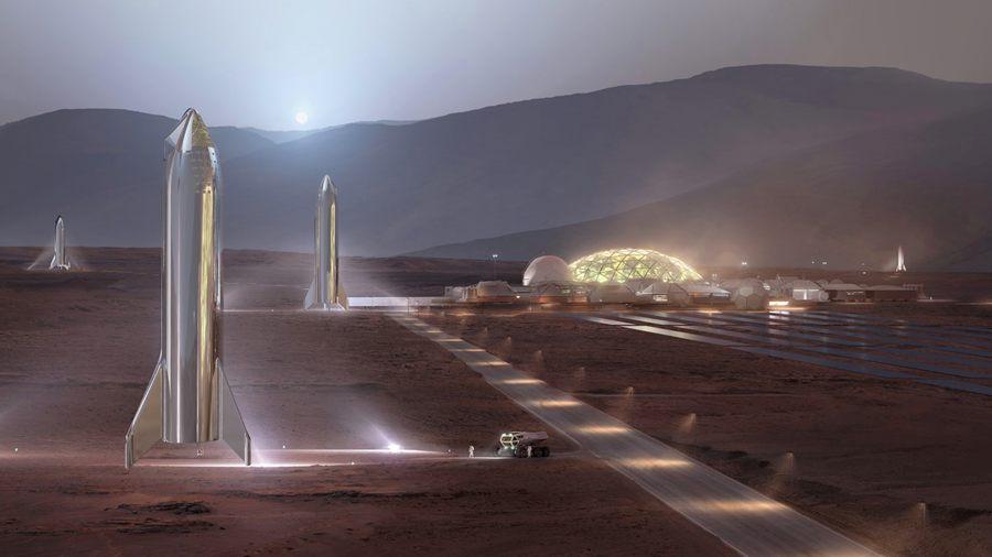 Elon Musk tendrá problemas para establecer un gobierno marciano, dicen abogados