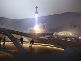 Primera misión tripulada a Marte de SpaceX podría lanzarse en 2024, dice Elon Musk