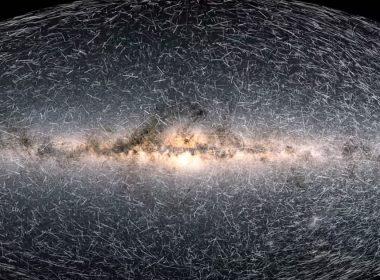 Impresionante vídeo muestra cómo evolucionará la Vía Láctea durante 400.000 años