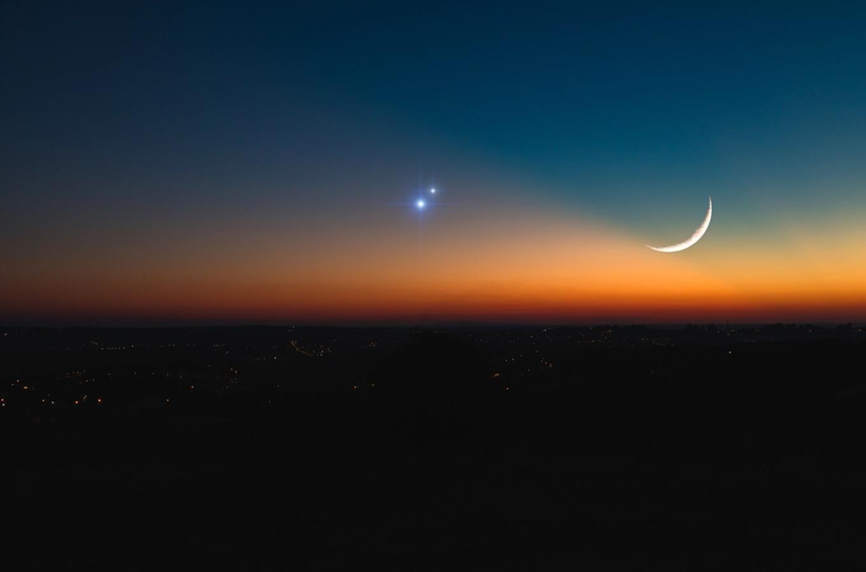 """Gran Conjunción 2020: Cómo ver a Júpiter y Saturno brillar como una """"Gran Estrella"""" (Video)"""
