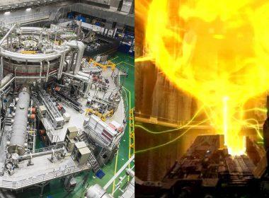 Sol artificial coreano establece récord mundial en 100 millones de grados Celsius durante 20 segundos