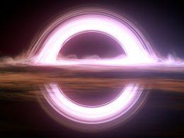 Físicos estudian cómo extraer energía de agujeros negros