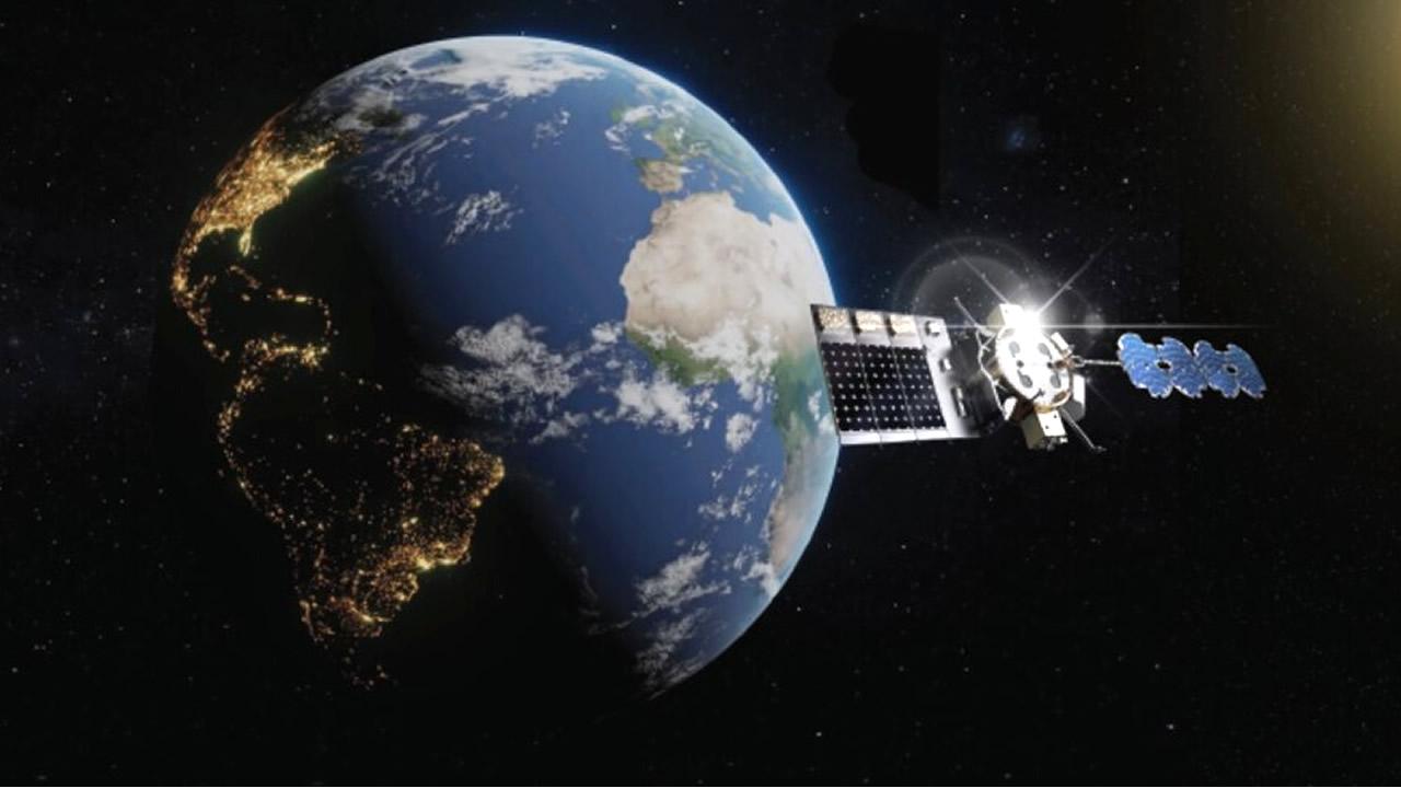 Fuerza Aérea de EE. UU. está construyendo una nave espacial que enviará energía solar a la Tierra