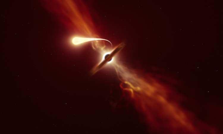 Supuesta supernova es en realidad algo mucho más raro