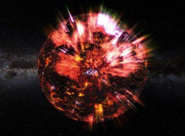 """Extraña estrella """"araña"""" ha sido descubierta en el espacio profundo"""