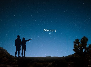 Mira a Mercurio en su punto más brillante esta noche