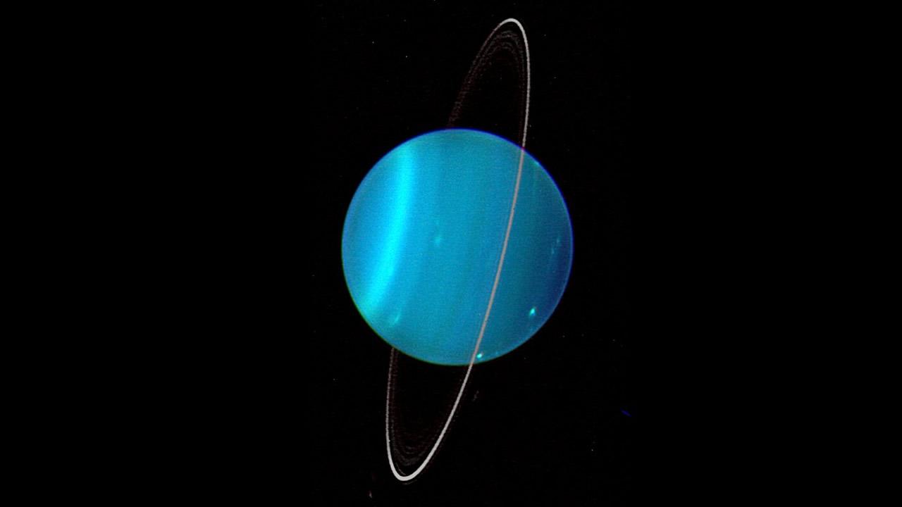 Esta semana podrás ver a Urano en el cielo nocturno