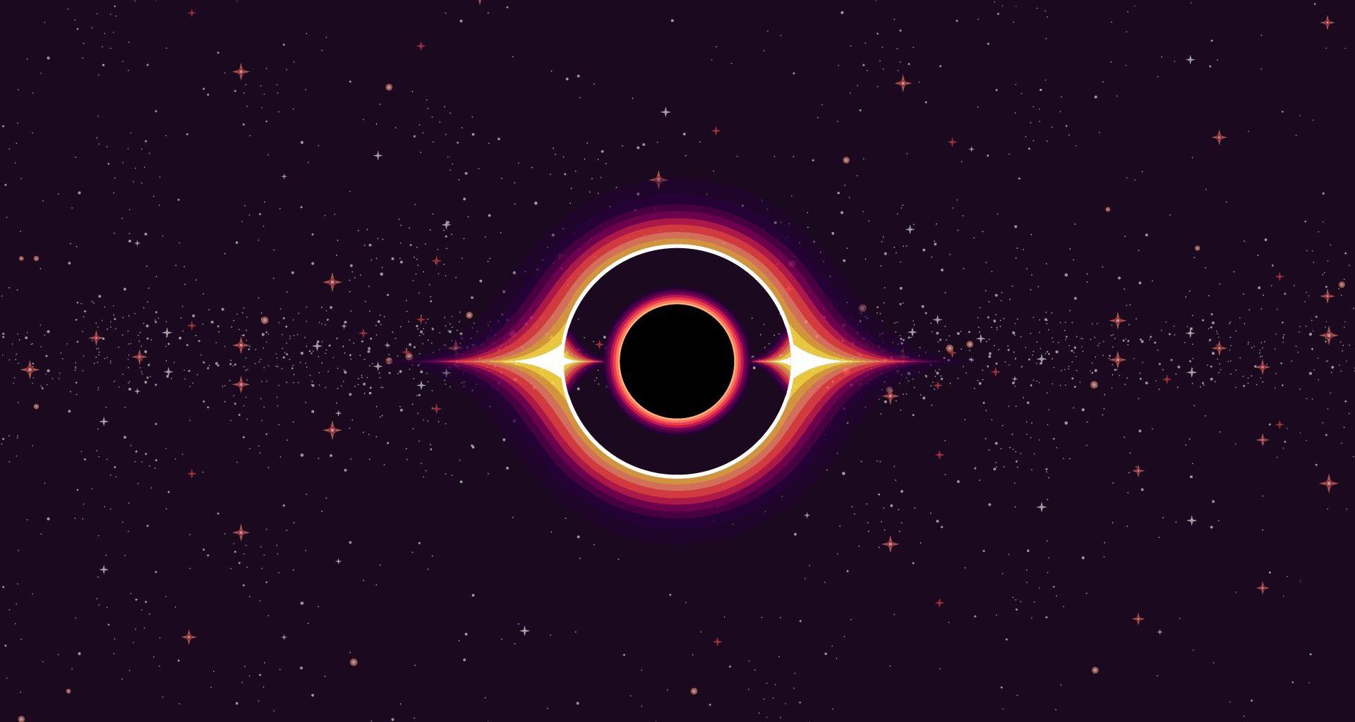 Agujeros negros pueden devorar estrellas desde adentro, como el cáncer
