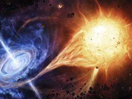 Un agujero negro gigante de repente se oscureció, y nadie sabe por qué