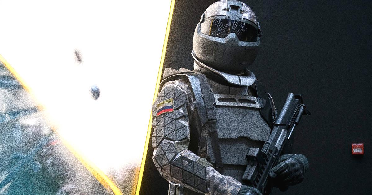 Nuevo traje de combate de Rusia soportará balas de calibre .50, afirma compañía