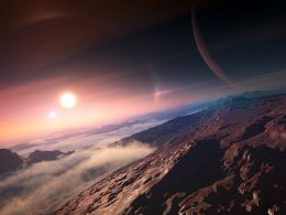 NASA está cazando civilizaciones alienígenas buscando su contaminación