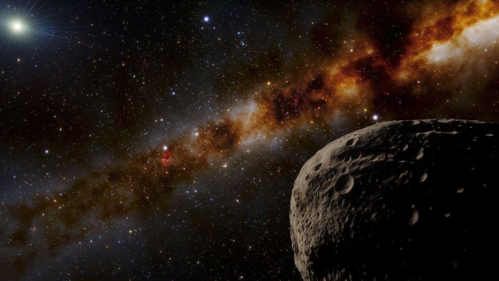 """Es oficial: """"Farfarout"""" es el objeto más distante del sistema solar"""