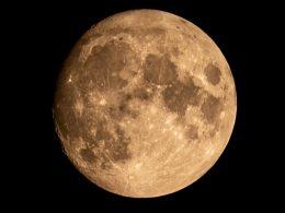 Mira la Luna llena de nieve este fin de semana