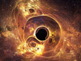 Crean un mapa celestial de 25.000 agujeros negros supermasivos