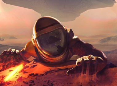 Marte está irradiando ondas de gravedad: mala noticia para futuros colonizadores